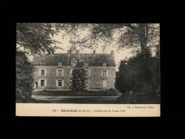 22 - SAINT-CAST - Le Château De La Vieux-Ville - 156 - Saint-Cast-le-Guildo