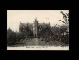 22 - SAINT-CAST - Château De La Vieuxville - Saint-Cast-le-Guildo