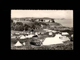 22 - SAINT-CAST - Camping De La Mare, Au Loin, Le Fort La Latte - 73 - Saint-Cast-le-Guildo