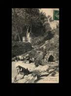 22 - SAINT-CAST - Le Lavoir Des Fontenelles - 1054 - Laveuse - Lavandiere - Saint-Cast-le-Guildo