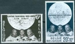 N° 1508-1509 XX - 1969 - Unused Stamps