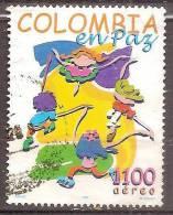 COLOMBIA,KOLUMBIEN,COLOMBIE,USADO. - Colombie