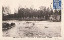 MANOT  Le Moulin De La Goutterie Sur La Vienne TTB - Autres Communes