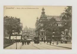 DUSSELDORF : Königs - Allee Und Schadowstrasse - Ecke - Tram *f1606 - Duesseldorf