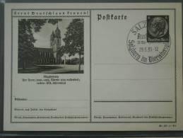 DR Ganzsache P 236  Druckdatum  39-137-1-B5  Ungelaufen Mit Sonderstempel - Magdeburg - Stamped Stationery