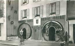 """39 - ARBOIS - Le """"Tonneau"""" - Henri Maire (Ed. E. Protet, 5030 Bis) - Arbois"""