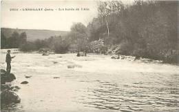 39 - LARGILLAY - Les Bords De L'Ain (Ed. C.L.B., 36822) - France