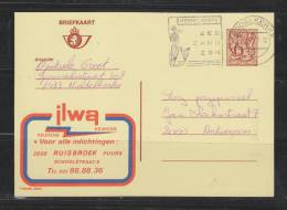 Publibel 2692 N Ilwa - Stamped Stationery