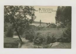 AUBY-SUR-SEMOIS : Hôtel De La Grotte De St. Remacle, Le Moulin De La Cornette - Ed. Nels N°9 *f2322 - Bertrix