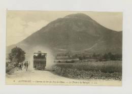 AUVERGNE : Chemin De Fer Du Puy De Dôme : Le Train à La Baraque *f2703 - Non Classés