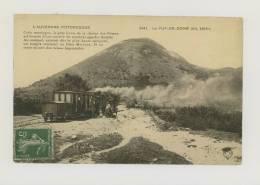 L'AUVERGNE PITTORESQUE : Le Puy-de-Dôme, 1913 - Tramway *f2718 - France