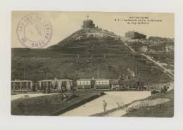 Tramway Du Puy-de-Dôme : Le Chemin De Fer Au Sommet Du Puy-de-Dôme *f2817 - France