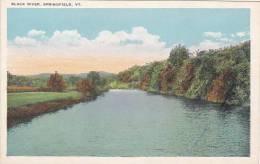 Vermont Springfield Black River - United States