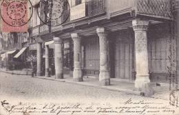 CPA - 60 - BEAUVAIS - La Maison Des Trois Piliers  - Précurseur - 23 - Beauvais