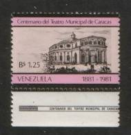 Venezuela 2171 ** Theater (1981) - Theater