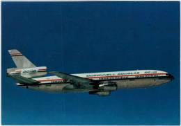 Thème - Transport - Avion -  Douglas DC 10 - 1946-....: Moderne