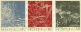 2012 Svizzera - Le Erbe - Nuovi