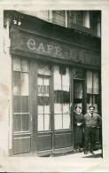 N°22673 -carte Photo Café -non Localisé- - Cafés