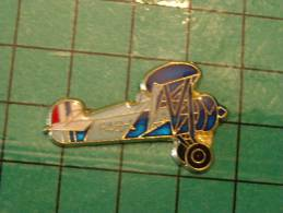 (pin712c)  Pin´s Pins / THEME : AVIONS / AVIATION US NAVY ANNEES 1930 BIPLAN F4B-1   ;  Marquage Au Dos : ----------- - Avions