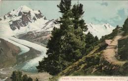 CH - Am Roseggletscher. Weg Nach Alp Ota - GR Grisons