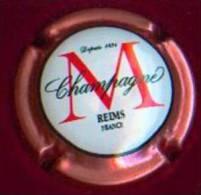 CHAMPAGNE VANDER GUCHT REIMS - ROSÉ  COULEUR *** ROSE *** - Non Classificati