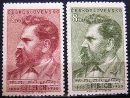 TCHECOSLOVAQUIE        N°  546/547          NEUF* - Unused Stamps