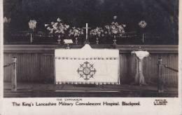 THE KINGS LANCASHIRE MILITRY CONVALESCENT HOSPITAL BLACKPOOL (MO303) - Régiments