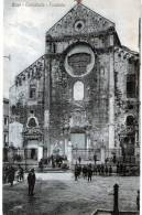 "Cartolina  D´epoca        ""  Bari - Cattedrale - Facciata   "" - Bari"