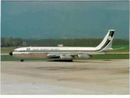 Thème - Transport - Avion - Avimage N° 39 - Saudi Arabian Airlines - Boeing 707 368C - Genève - 1946-....: Moderne