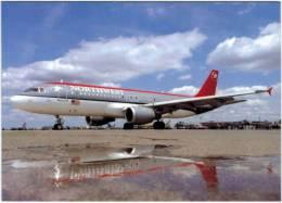 Thème - Transport - Avion - Avimage N° 81 - Northwest Airlines - Airbus A320-211 - 1946-....: Moderne