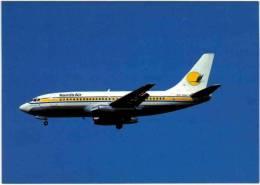 Thème - Transport - Avion - Avimage N° 104 - Namib Air - Boeing 737-244Adv, Johannesburg - 1946-....: Moderne