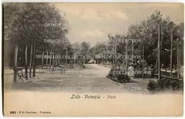 CARTOLINA LIDO DI VENEZIA VENETO - Venezia (Venice)