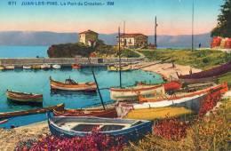 """JUAN LES PINS  """"le Port Du Crouton"""" - Antibes"""