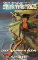 HORIZONS DE L´AU DELA N°103 - STEINER  -   POUR QUE VIVE LE DIABLE - Fantasy