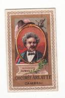 Chromo  CHICOREE ARLATTE  à Cambrai   Alexandre Dumas - Unclassified
