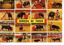 CORRIDA DE TOROS  ESPAÑA  OHL - Corrida
