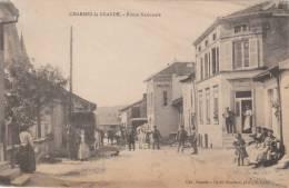 52 - CHARMES LA GRANDE - Route Nationale - Sonstige Gemeinden