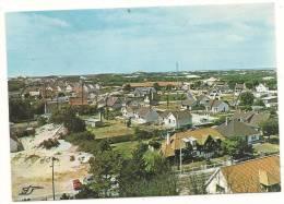 Fort-Mahon (80) : Vue Aérienne Générale Au Niveau Du Lotissement De La Manche En 1970 (animée). - Fort Mahon