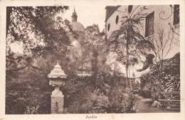 Namur Collège Notre-Dame De La Paix Jardin 1925 - Namur