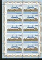 Bund Kleinbogen 1849 + Holsteinische Schweiz Schloss Plön MNH Postfrisch ** - [7] República Federal