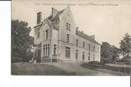RIAILLE - Chateau De La Meilleraie - France