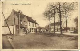 Seevergem - Gemeenteplaats. - De Pinte