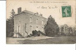 St-EMILIEN - Le Chateau De La Ridelais - France