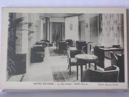 PARIS - HOTEL ROVARO - 44 RUE BRUNEL - Cafés, Hôtels, Restaurants