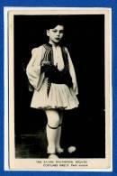 300  1454 Costumes Grecs  Petit Evzone - Grecia