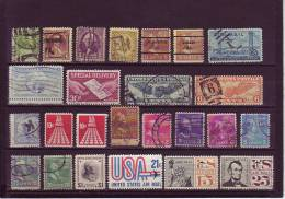 UNITED STATES-USA-LOT-OLDER STAMPS 2 - United States