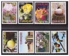 Antilles / Curacao 2012 Planten Plants Trees Fruit Blossom Citrus Flowers Cactus MNH - Curacao, Netherlands Antilles, Aruba