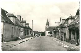 Cpsm: 03 BAGNEUX (ar. Moulins) Le Bourg (animé) 1963 N° 20 - Autres Communes