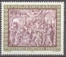 1986 Weihnachten ANK 1901 / Mi 1870 / Sc 1374 / YT 1698 Postfrisch / Neuf / MNH - 1945-.... 2. Republik