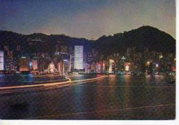 SPARKLE WITH LIGTH IN VICTORIA HARBOUR OF HONG KONG  OHL - China (Hongkong)